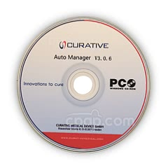 AutoManager Software for Curasa Machines
