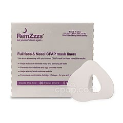 RemZzzs Full Face CPAP Mask Liners